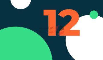 هذه اول نظرة على Android 12 بالتصميم الجديد وبعض المزايا 8