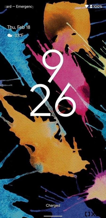 صور Android 12 من نسخة المطورين الأولى تُظهر معالم التصميم الجديد 7