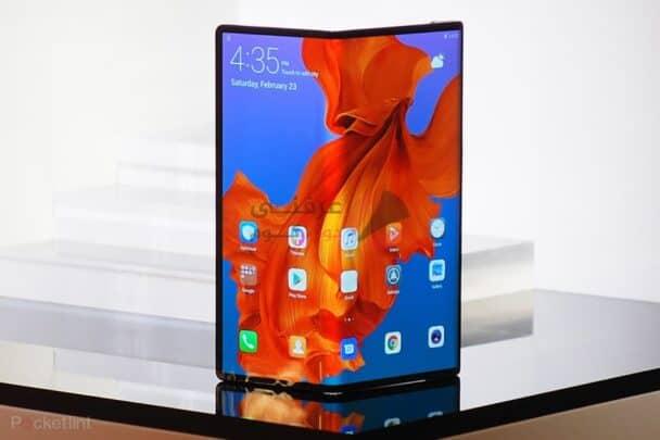 تسريبات Huawei Mate X2 القابل للطي بتصميم جديد 1