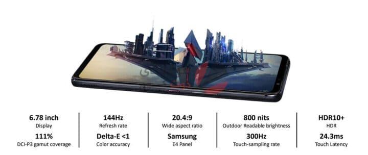 مواصفات ومميزات وعيوب وسعر Asus ROG Phone 5 Ultimate المخصص للألعاب 7