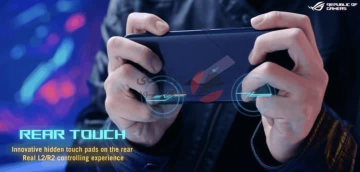 مواصفات ومميزات وعيوب وسعر Asus ROG Phone 5 Ultimate المخصص للألعاب 5