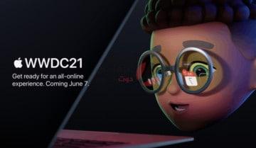 مؤتمر Apple WWDC 2021 في شهر يونيو المُقبل 2