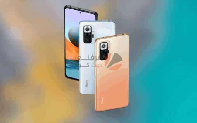 مواصفات ومميزات وعيوب وسعر Xiaomi Redmi Note 10 Pro في مصر