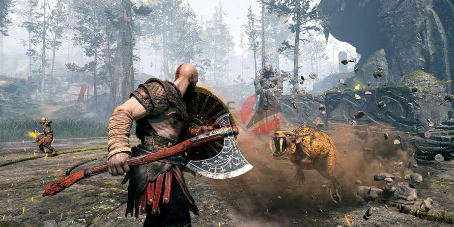 أفضل ألعاب PS4 الحصرية 5