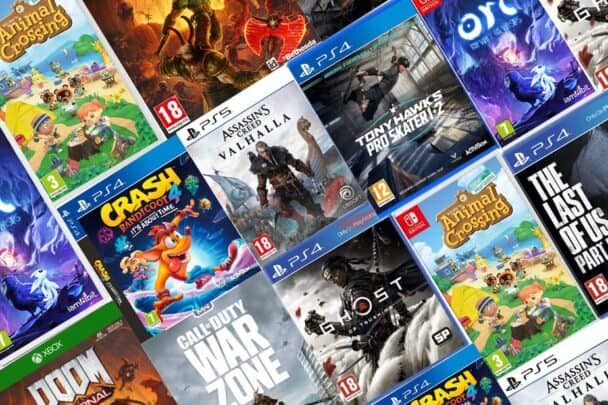 أفضل 5 ألعاب فيديو في 2020 1