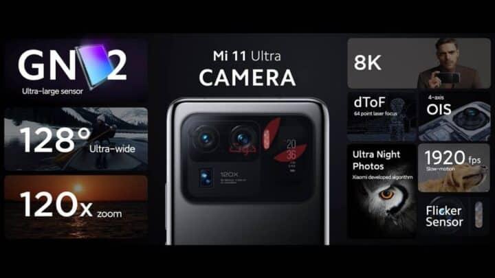 شاومي تطلق Mi 11 Ultra رسمياً مع شاشتين في الهاتف 2