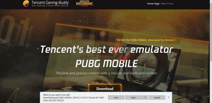 طريقة تشغيل PUBG Mobile على ويندوز 10 1