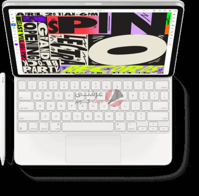 مواصفات ومميزات وعيوب وسعر iPad Pro 2021 بحجميه 5