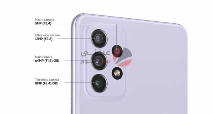 مواصفات ومميزات وعيوب وسعر Samsung Galaxy A72 في مصر 3