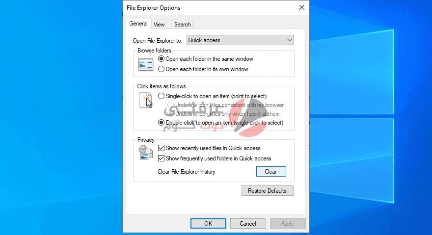 17 طريقة لحل مشكلة File Explorer Not Responding علي ويندوز 10 10