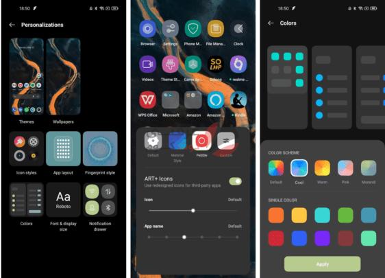 مميزات Realme UI 2.0 ستجعلها تتفوق على المنافسة 2