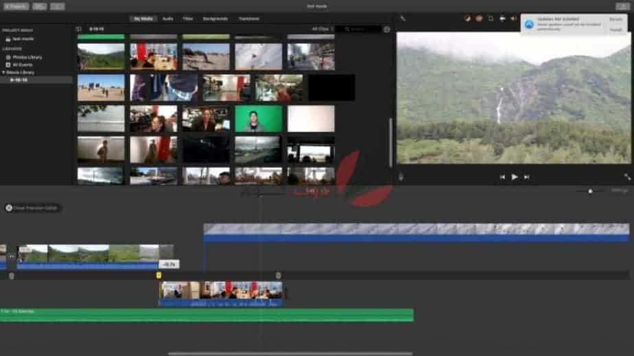 أسهل برامج للكتابة على الفيديو 1