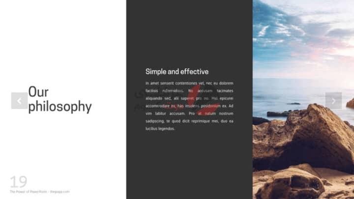قوالب PowerPoint مجانية وملونة 4