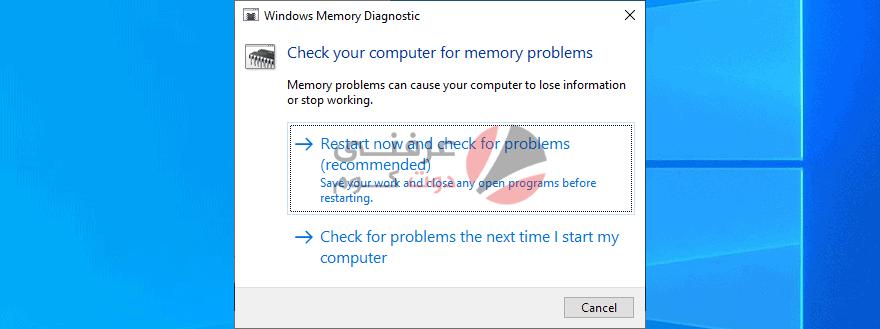 17 طريقة لحل مشكلة File Explorer Not Responding علي ويندوز 10 53