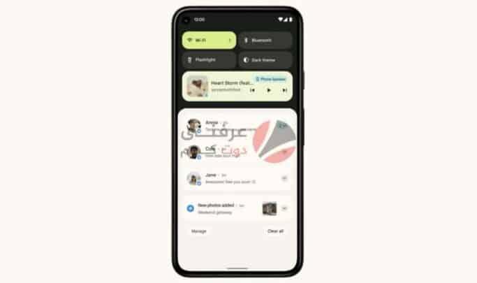 نسخة Android 12 التجريبية متاحة الآن - مؤتمر Google I/O 2021 4