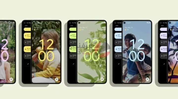 نسخة Android 12 التجريبية متاحة الآن - مؤتمر Google I/O 2021 6