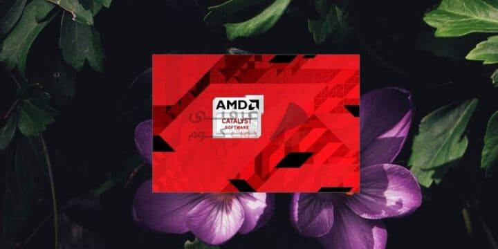إصلاح عدم فتح مركز تحكم AMD Catalyst في نظام التشغيل Windows 10 1