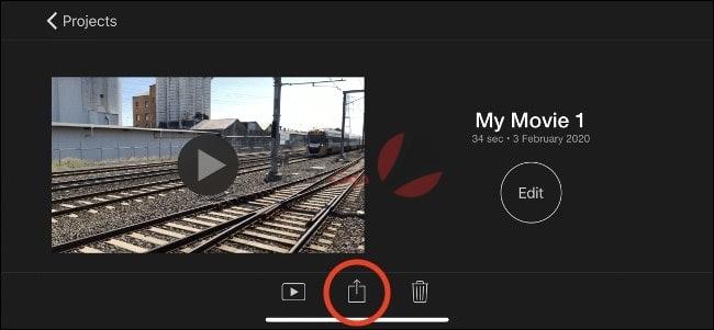 كيفية قص وتعديل الفيديوهات علي الآيفون و ماك 5
