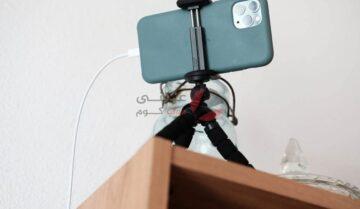 تحويل الهاتف إلى كاميرا مراقبة