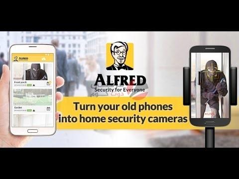 كيفية تحويل الهاتف إلى كاميرا مراقبة 2