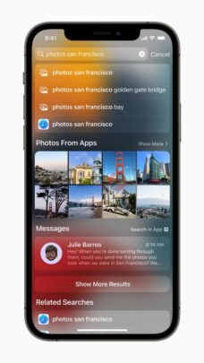 أبرز تحديثات iOS 15 الجديد والأجهزة الداعمة له 9