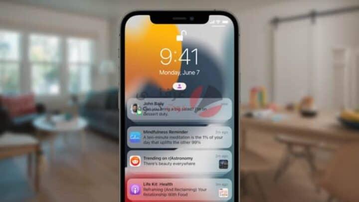 أبرز تحديثات iOS 15 الجديد والأجهزة الداعمة له 5