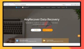 تطبيق iMyFone AnyRecover لاستعادة الملفات المفقودة على أجهزة Mac و ويندوز 10 بالمجان