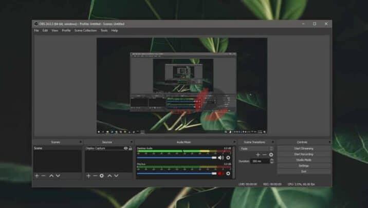 كيفية تسجيل الشاشة باستخدام OBS على نظام التشغيل ويندوز 10 4