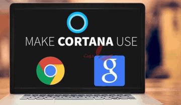 كيفية جعل Cortana يستخدم بحث Google في Chrome و Firefox