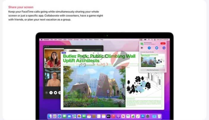 أبرز تحديثات macOS Monterey الجديد من WWDC 2021 3