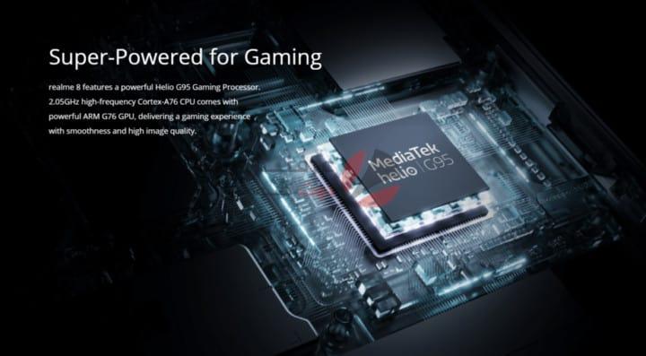 سعر ومواصفات ومميزات وعيوب Realme 8 رسميًا 1