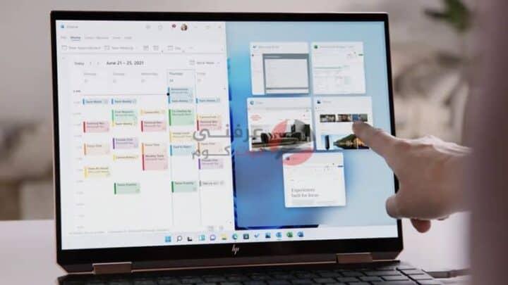 أعلنت مايكروسوفت عن ويندوز 11 بتصميم جديد وقائمة ابدأ والمزيد 10