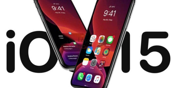 الأجهزة التي تدعم iOS 15 و iPadOS 15 2