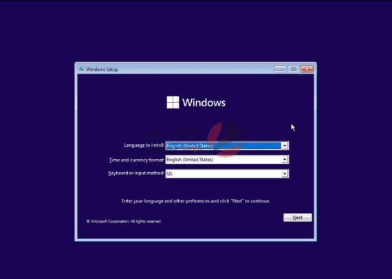 شرح تثبيت ويندوز 11 windows بالصور والفيديو خطوه بخطوه 4