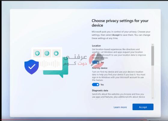 شرح تثبيت ويندوز 11 windows بالصور والفيديو خطوه بخطوه 40