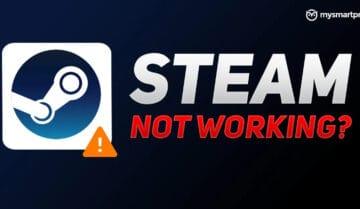 Steam not working