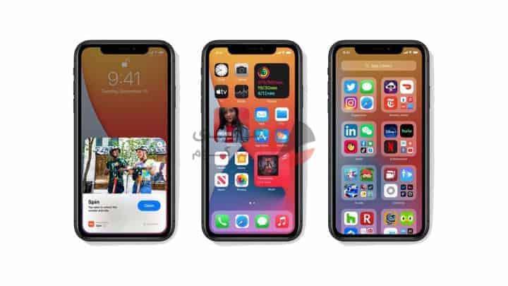 الأجهزة التي تدعم iOS 15 و iPadOS 15 4