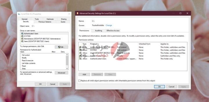 حل مشكلة توقف برنامج Windows Defender علي ويندوز 10 5