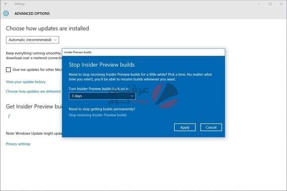 كيفية الحصول على Windows 11 beta الإصدار التجريبي وشرح كامل لـWindows Insider (دليل كامل) 6