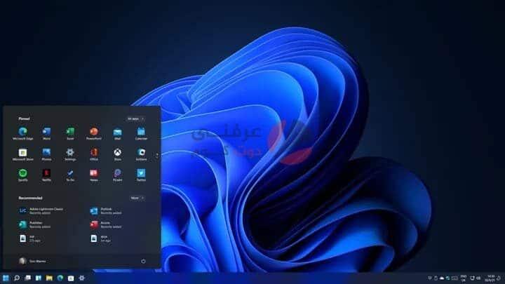 ويندوز 11 هو أسلوب جديد و مميز 4