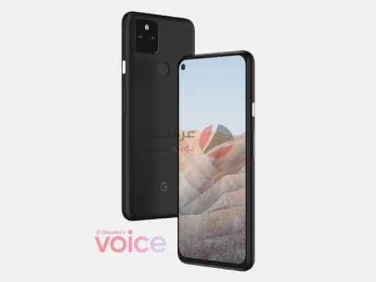 تشير قائمة FCC إلى أن هاتف Pixel 5A 5G من Google قد يصل قريبًا 1