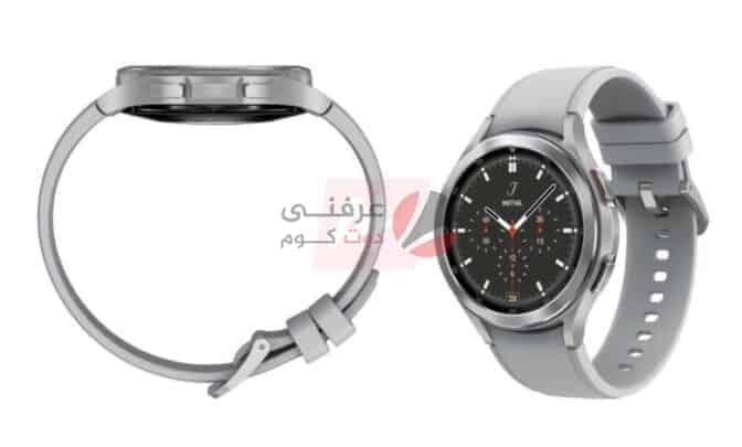 تكشف صور Samsung Galaxy Watch 4 Classic المسربة عن التصميم التقليدي 2
