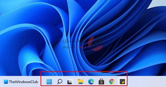 كيفية نقل قائمة ابدأ في Windows 11 إلى الجانب الأيسر 1