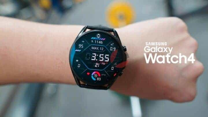 تكشف صور Samsung Galaxy Watch 4 Classic المسربة عن التصميم التقليدي 3