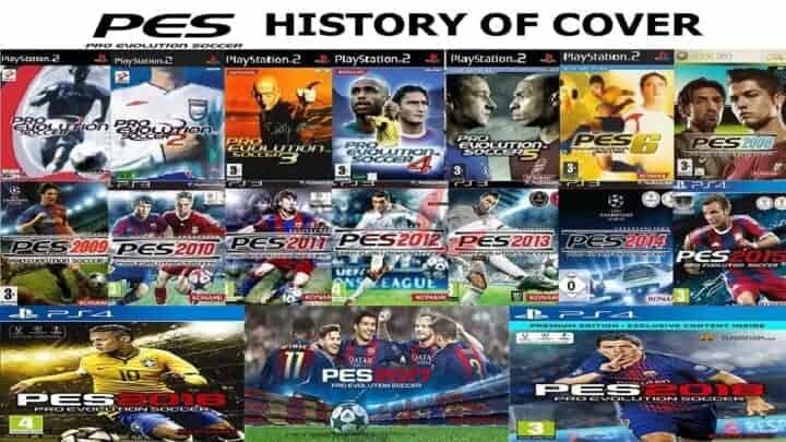 لعبة PES أحد أهم الألعاب علي مدار 20 عام 1