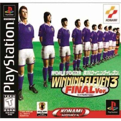 لعبة PES أحد أهم الألعاب علي مدار 20 عام 4