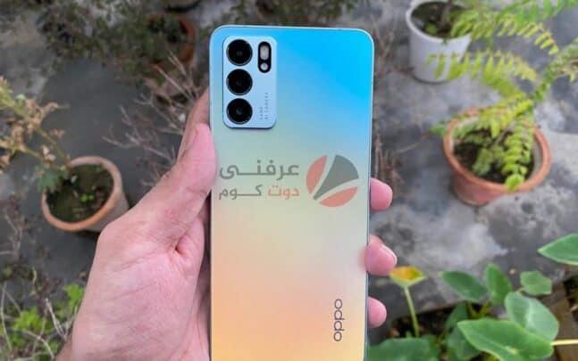 سعر ومواصفات ومميزات وعيوب Oppo Reno 6 في مصر