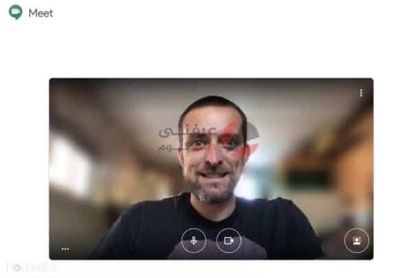 """هل يمكن في Google Meet تعتيم الخلفية """"Background Blur"""" ؟ 1"""