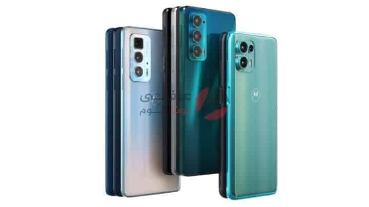 إطلاق سلسلة Motorola Edge 20 3