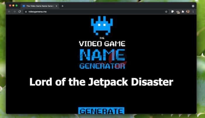 5 تطبيقات لإنشاء اسم العرض في لعبة فورت نايت 4
